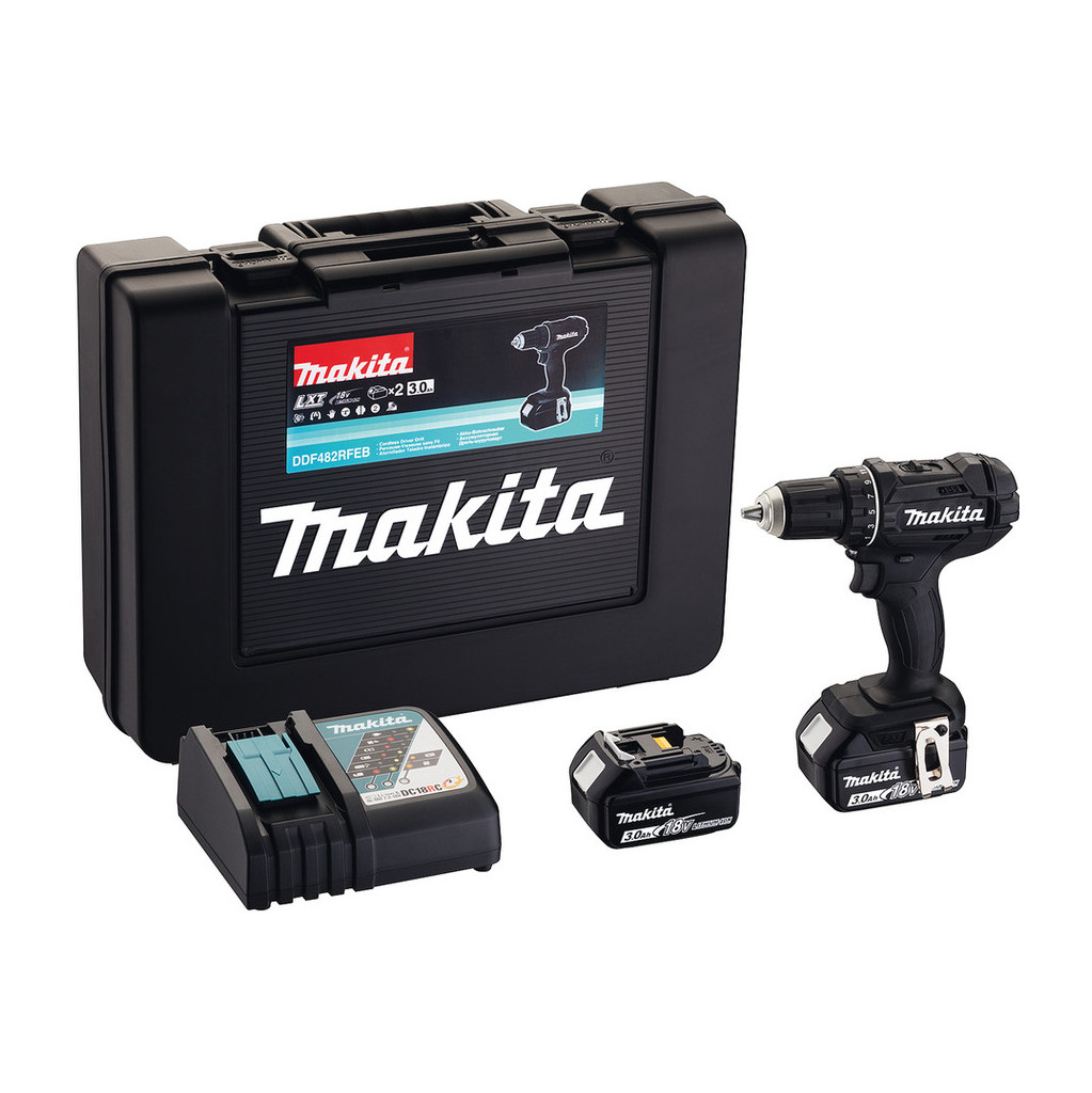 Makita DDF482RFEB (limited edition)