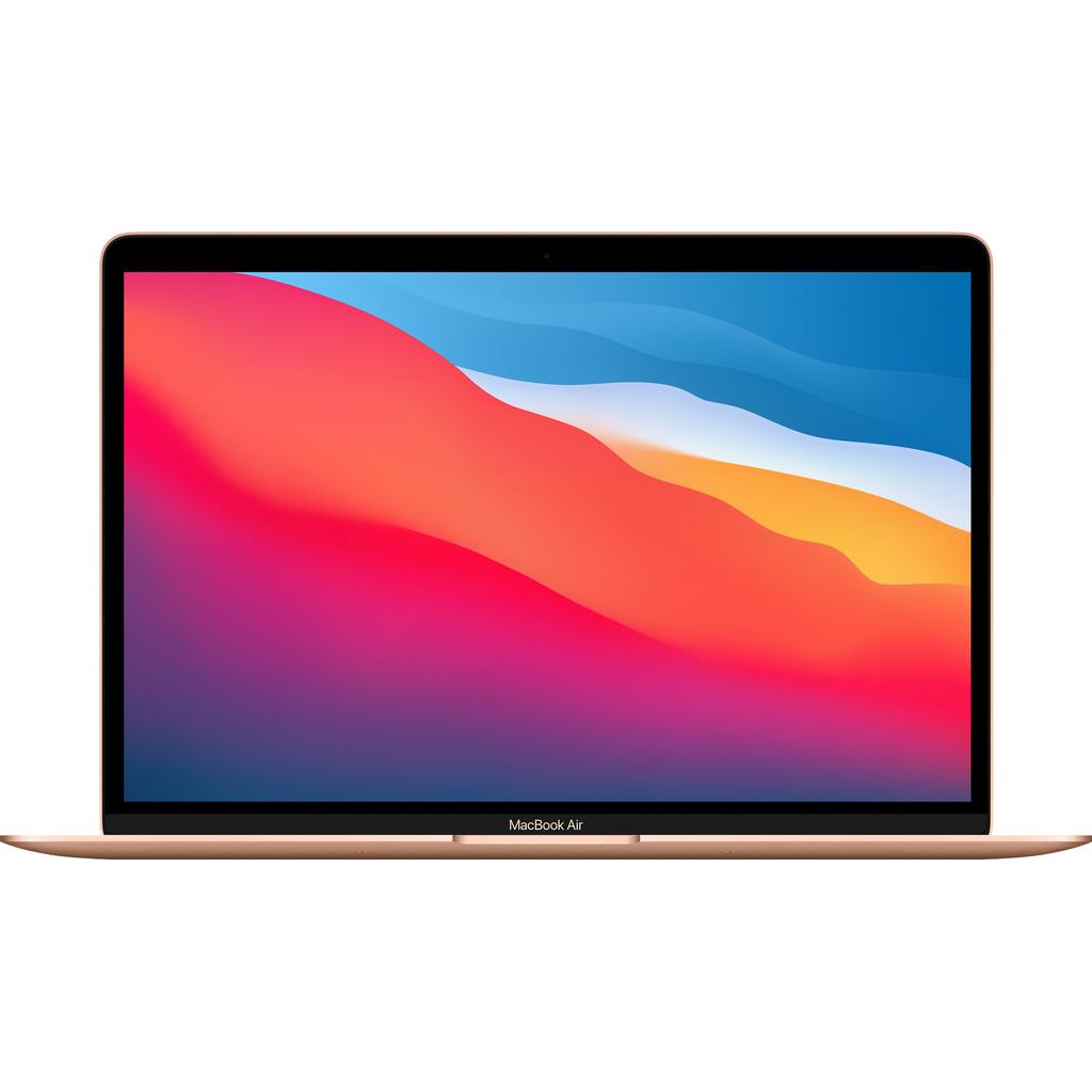 APPLE MacBook Air 13.3 (2020) Goud M1 256 GB