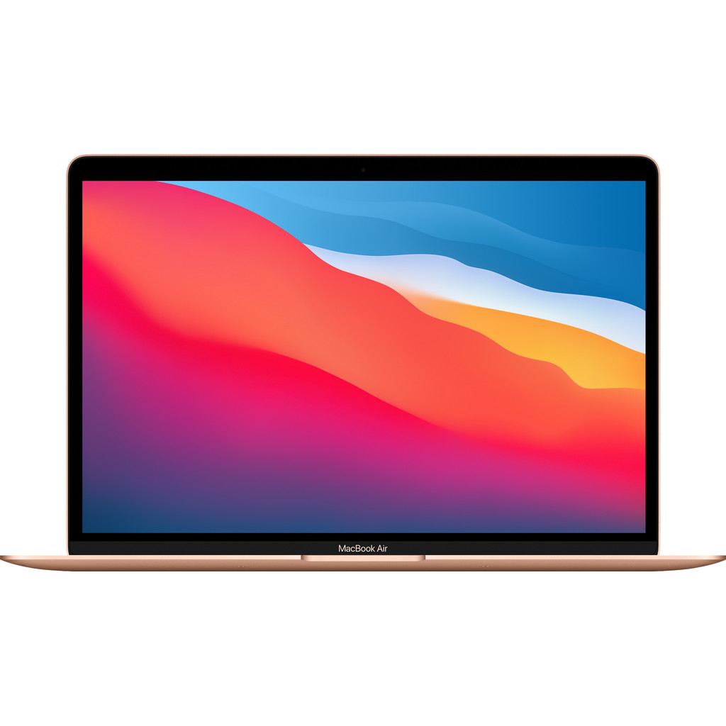 Tweedekans Apple MacBook Air (2020) MGND3N/A Goud