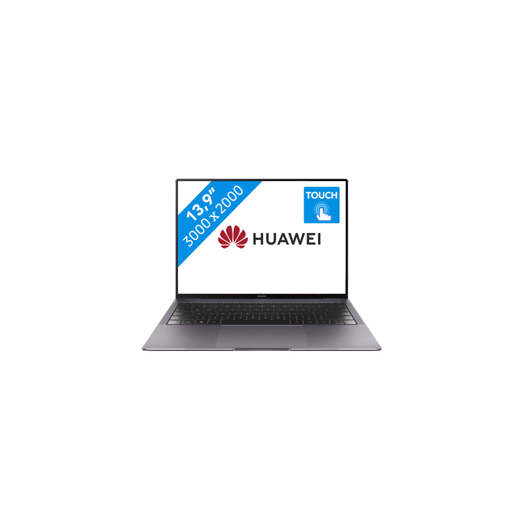 Tweedekans Huawei MateBook X Pro 2020 53010VNY