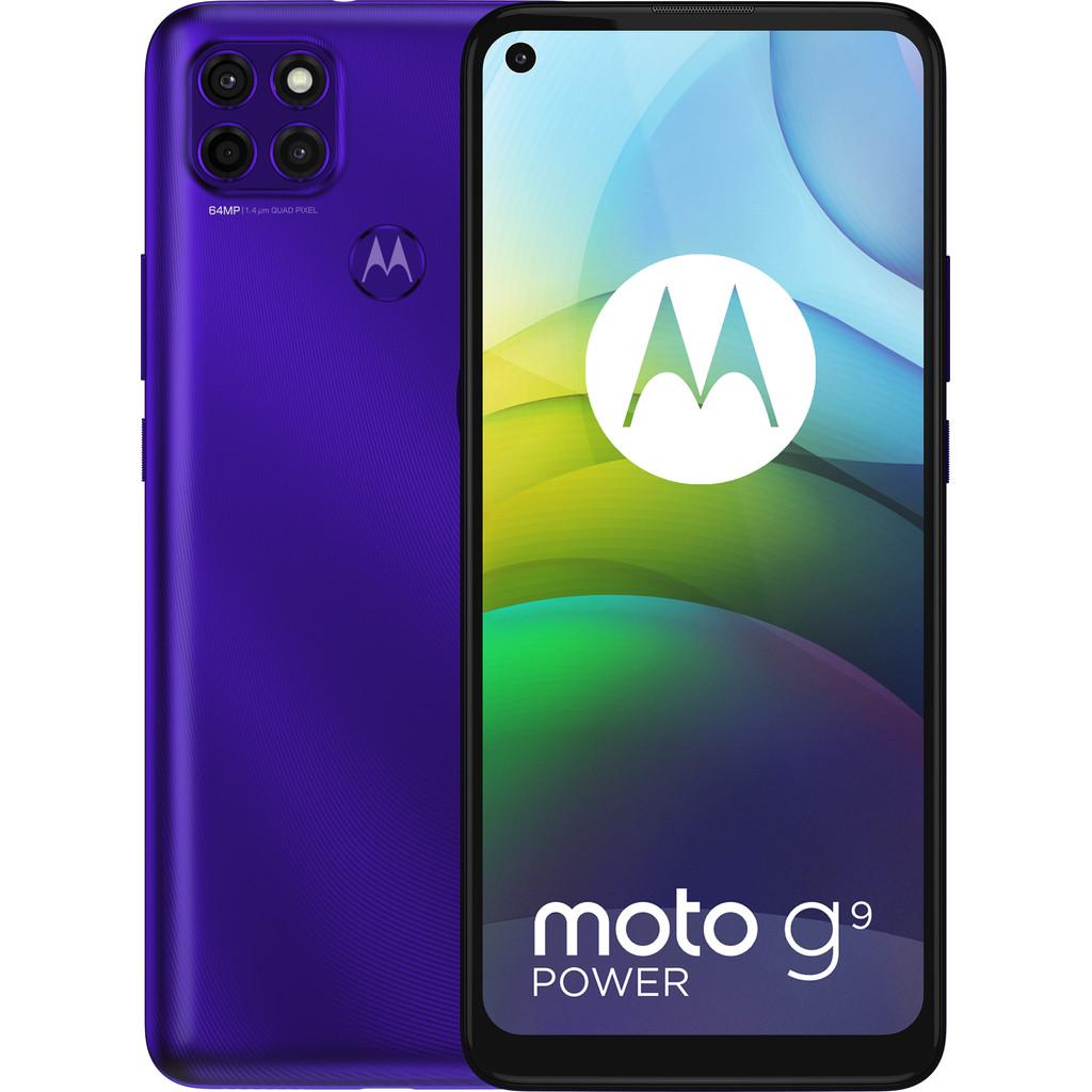 Tweedekans Motorola Moto G9 Power 128GB Paars