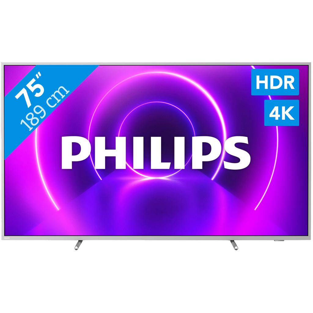 Tweedekans Philips The One (75PUS8505) - Ambilight (2020)