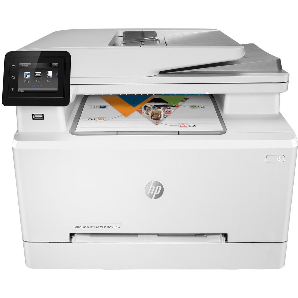 Tweedekans HP Color LaserJet Pro M283fdw MFP