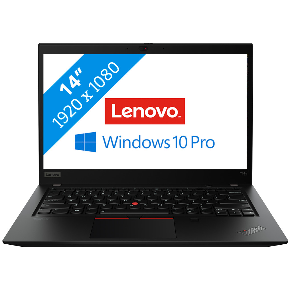 Tweedekans Lenovo Thinkpad T14s G1 - 20T0001QMH