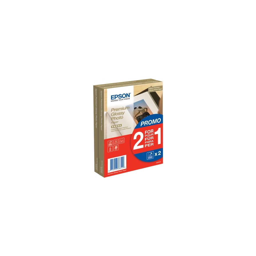 Epson Premium Glossy Fotopapier 80 vel (10 x 15) in Amonines