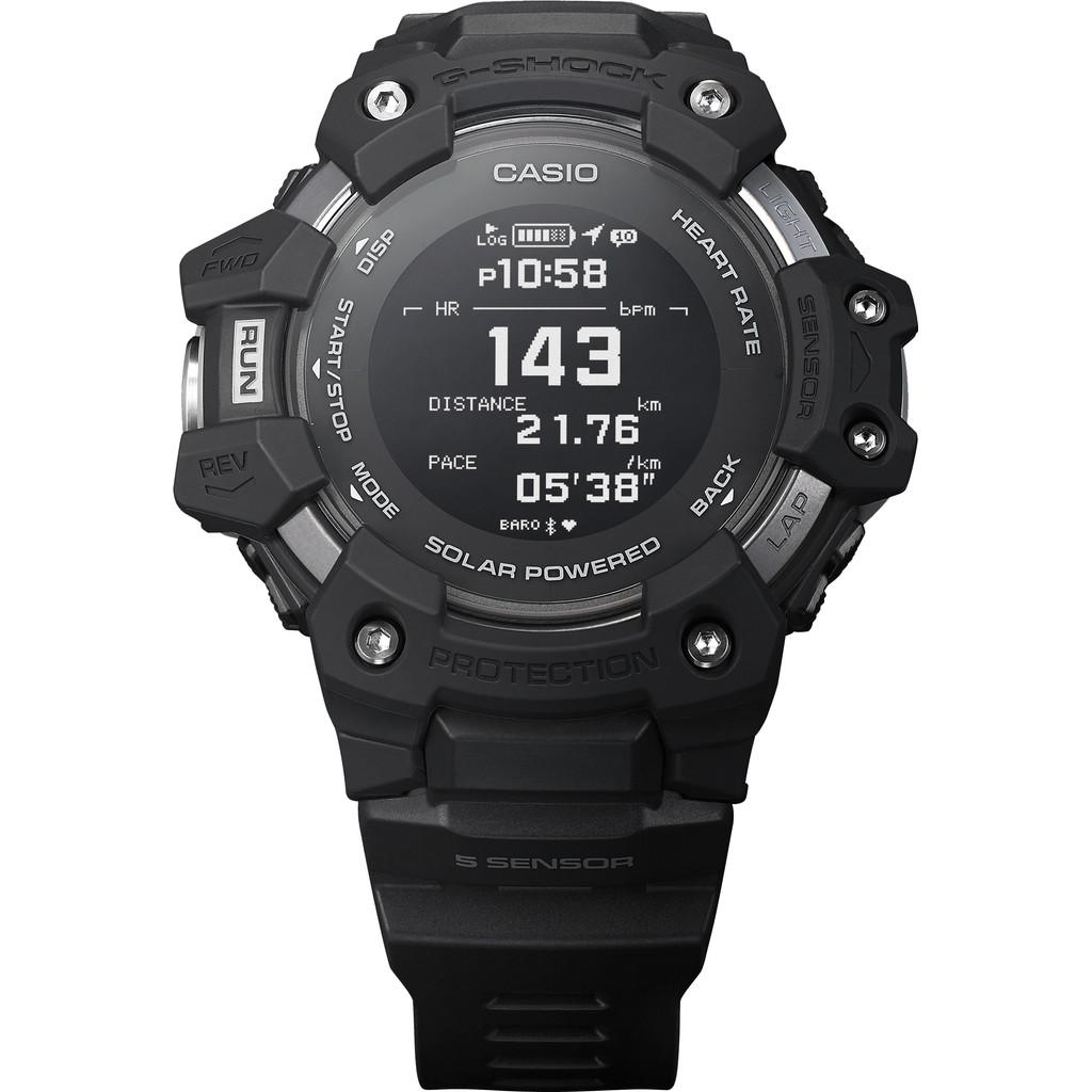 G-Shock GBD-H1000-1ER G-Squad Bluetooth HRM