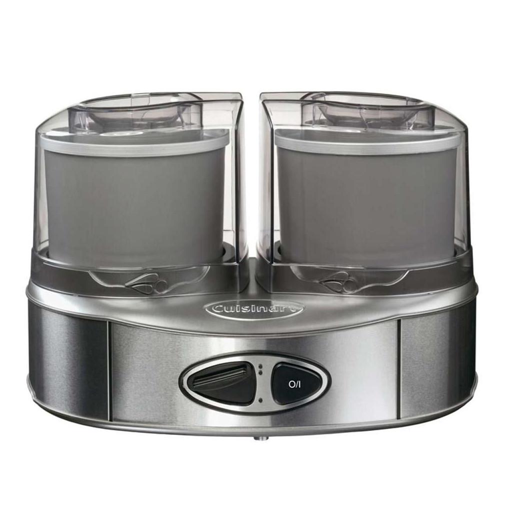 Afbeelding van Cuisinart Ice Cream Duo ICE40BCE ijsmachine