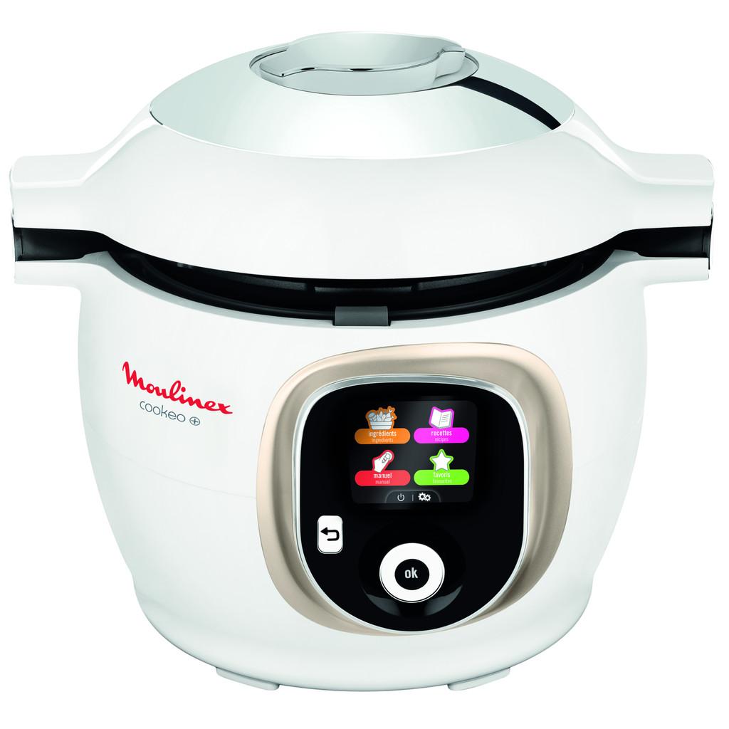 Moulinex Cookeo+ CE851A10 Multicooker Wit online kopen