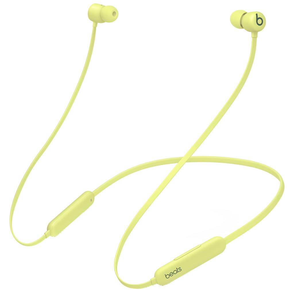Apple Beats Flex Hoofdtelefoons In-ear, Neckband Geel Bluetooth