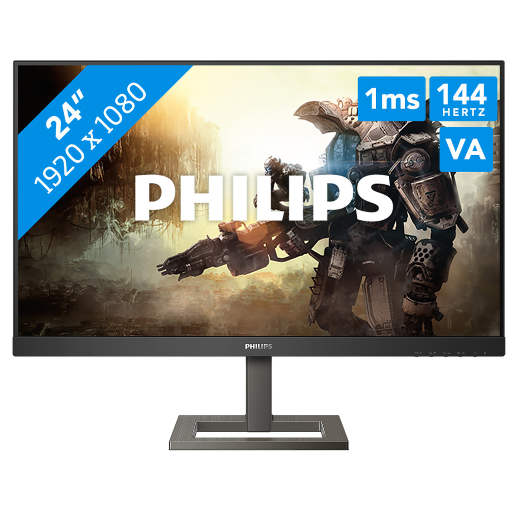Tweedekans Philips 242E1GAEZ/00 Tweedehands