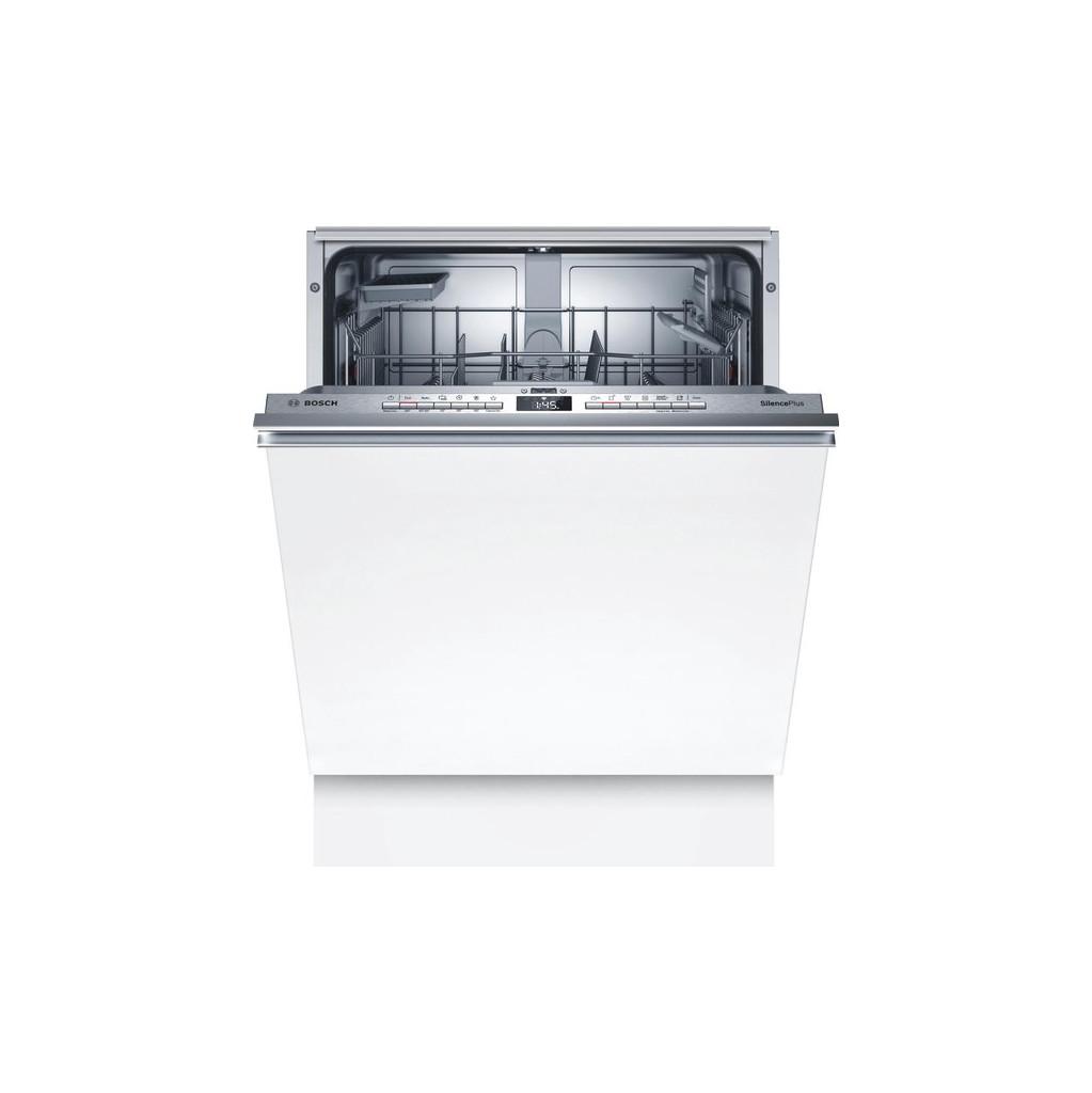Tweedekans Bosch SMV4HAX48E / Inbouw / Volledig geïntegreerd / Nishoogte 81,5 - 87,5 cm
