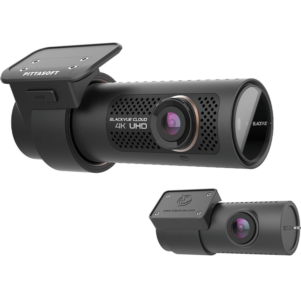 BlackVue DR900X-2CH Premium 4K UHD Cloud Dashcam 64GB-Type beelddefinitie ondersteuning: 4K  Dual dashcam: Ja  Wifi en 4G