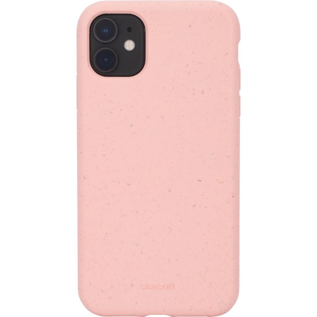 BlueBuilt Biologisch Afbreekbare Apple iPhone 11 Back Cover Roze