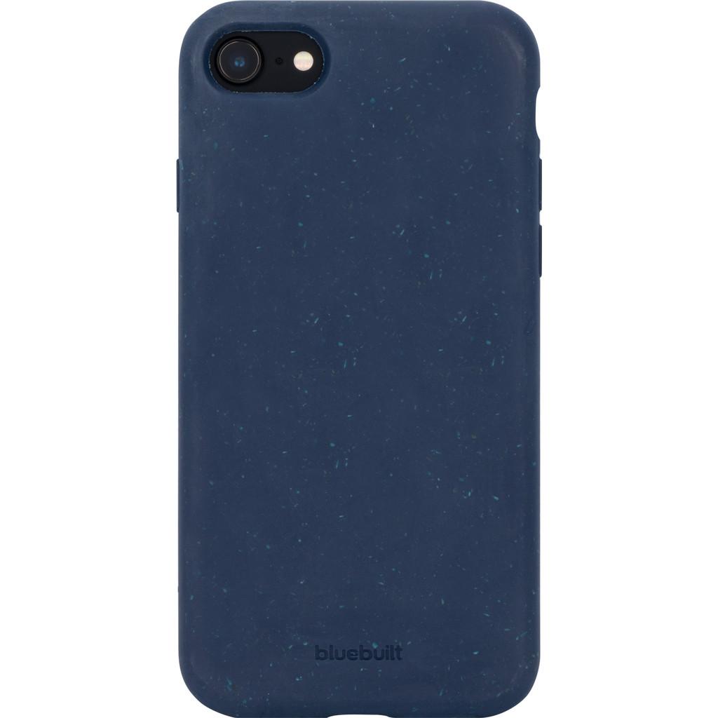 BlueBuilt Biologisch Afbreekbare Apple iPhone SE Back Cover Blauw