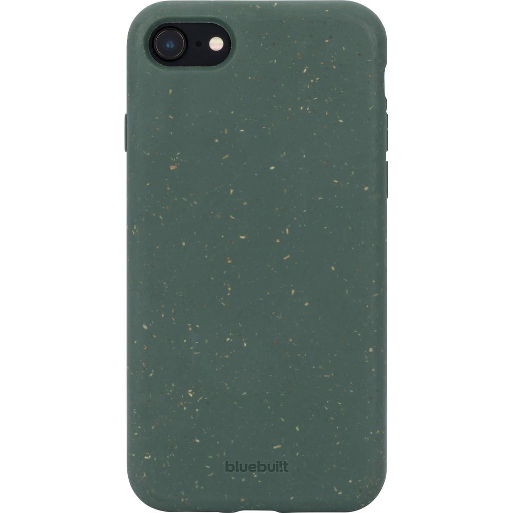 BlueBuilt Biologisch Afbreekbare Apple iPhone SE Back Cover Groen