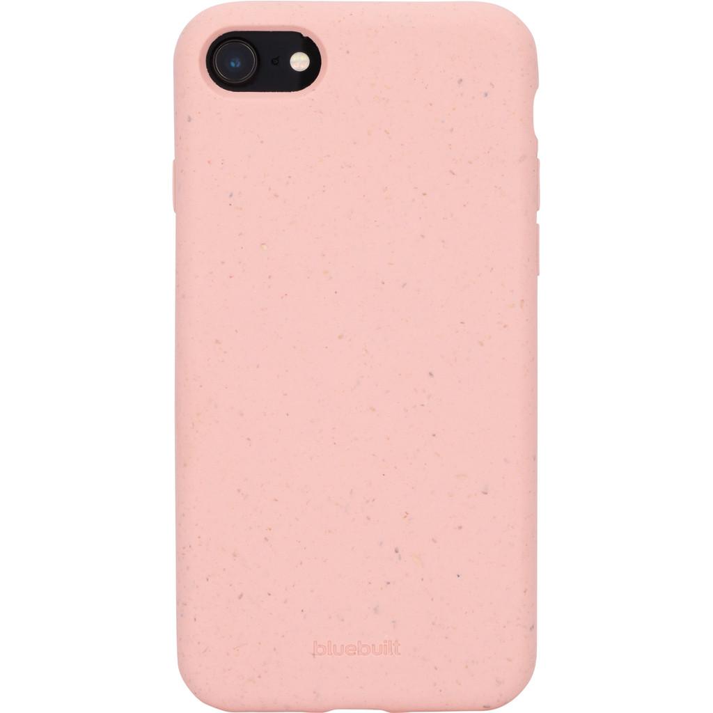 BlueBuilt Biologisch Afbreekbare Apple iPhone SE Back Cover Roze