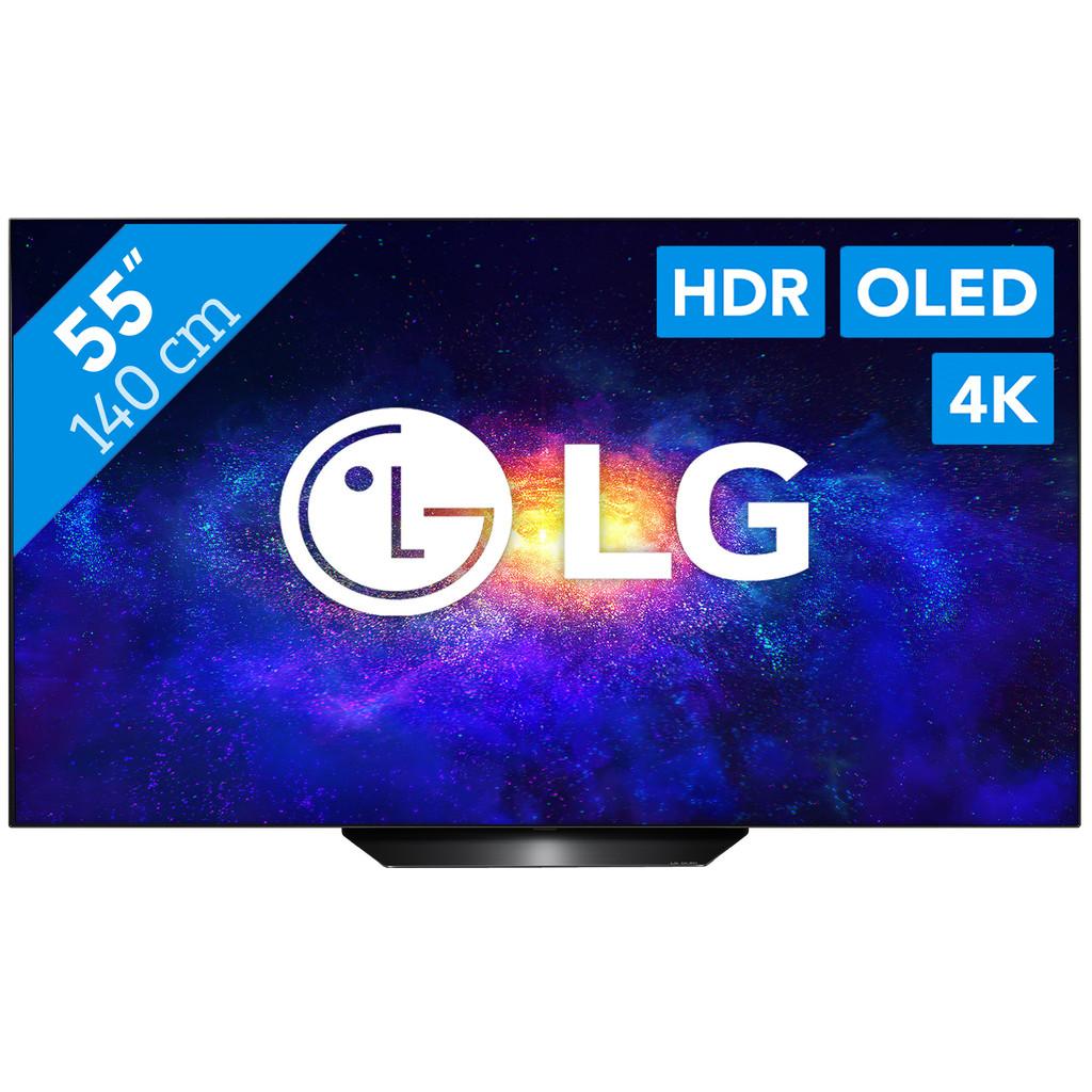 LG OLED 55BX6LB (2020)-4K (UHD)  Smart tv: WebOS  OLED, 100Hz