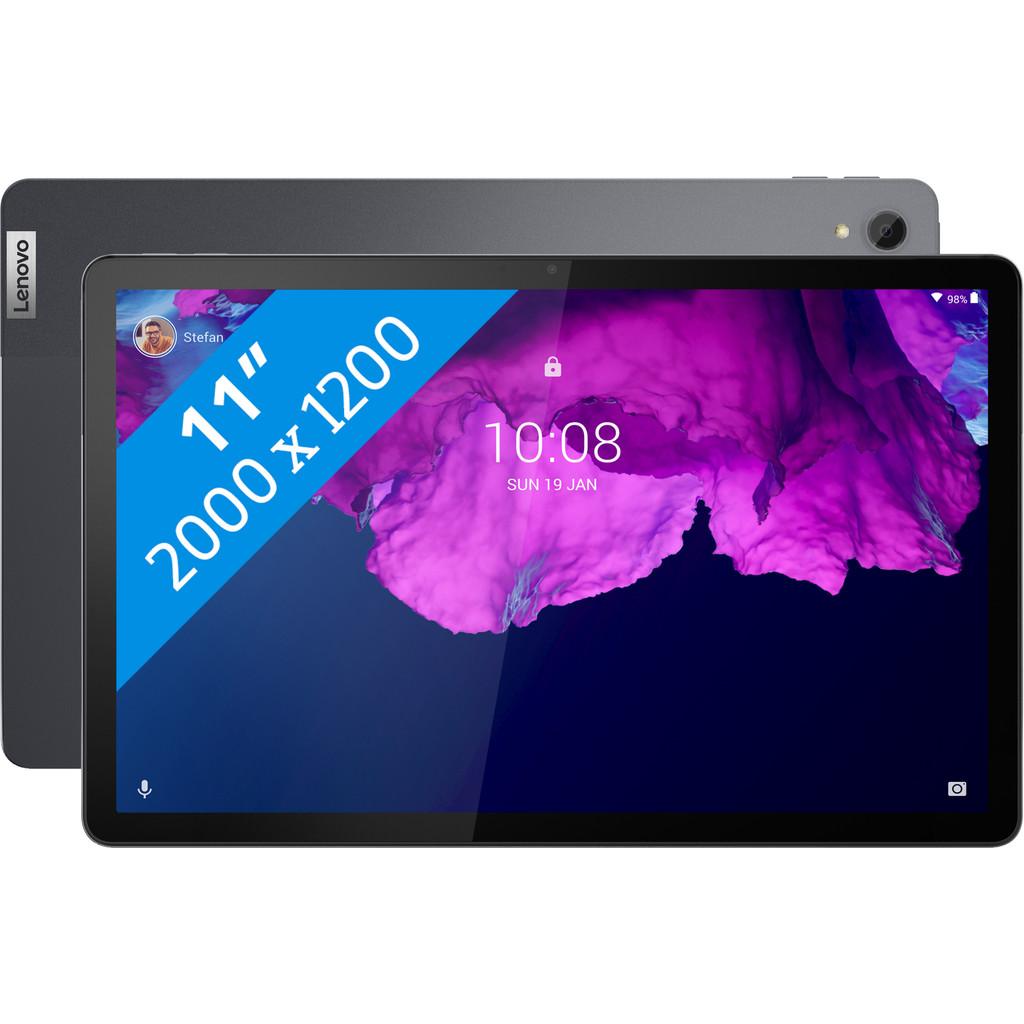 Tweedekans Lenovo Tab P11 128GB Wifi Grijs Tweedehands