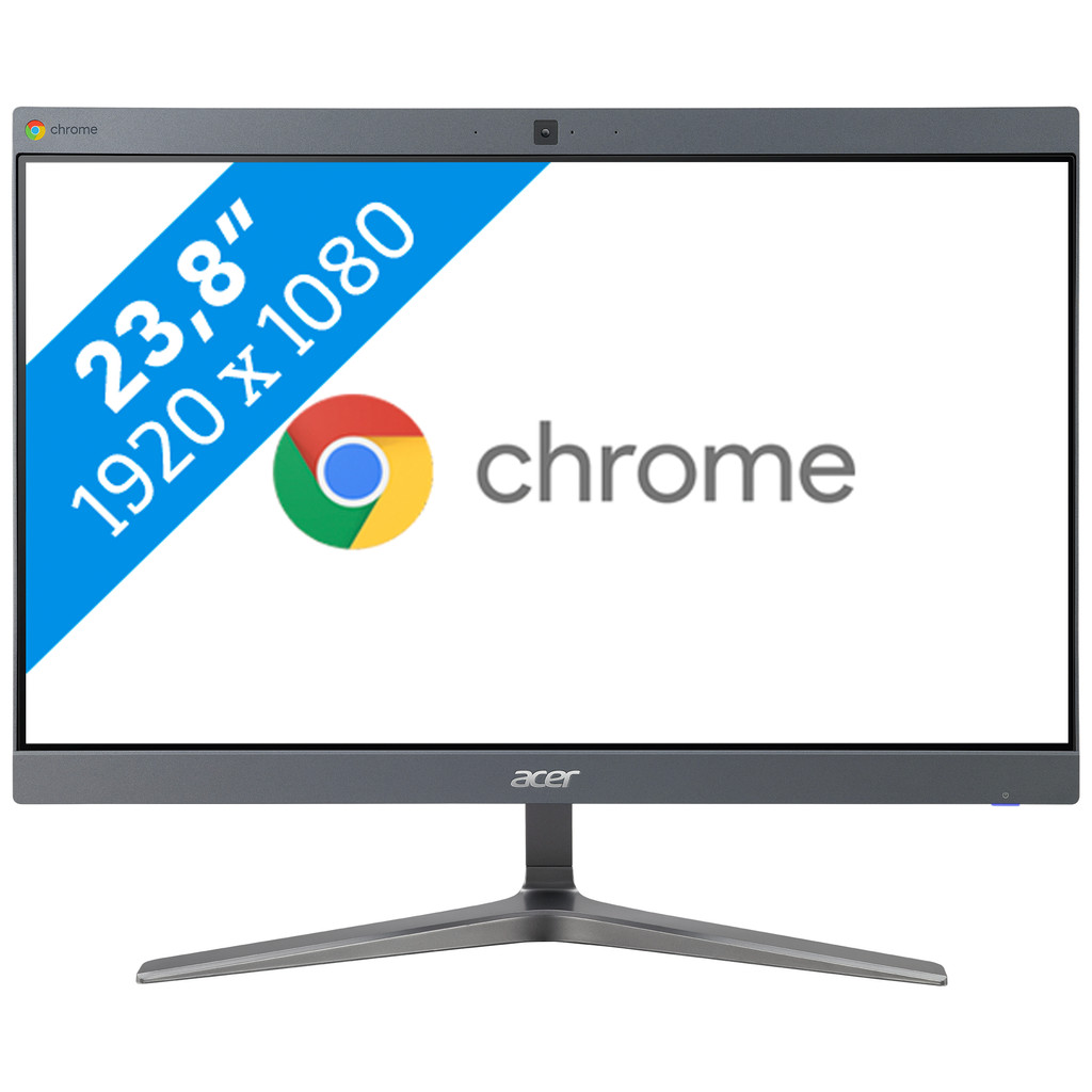 Tweedekans Acer Chromebase CA24I2 Celeron - DQ.Z14EH.001 Tweedehands