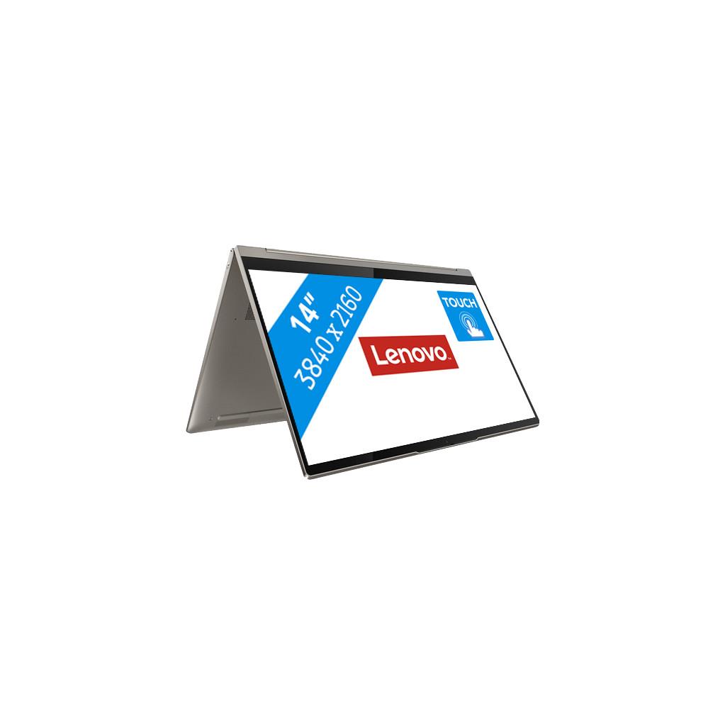 Lenovo Yoga C940-14IIL 81Q900AVMH-Krachtig genoeg voor video's bewerken  Intel Core i7 - 16GB - 1TB SSD  Omklapbaar touchscreen