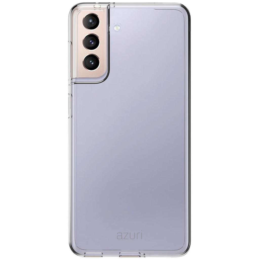 Azuri TPU Samsung Galaxy S21 Plus Back Cover Transparant