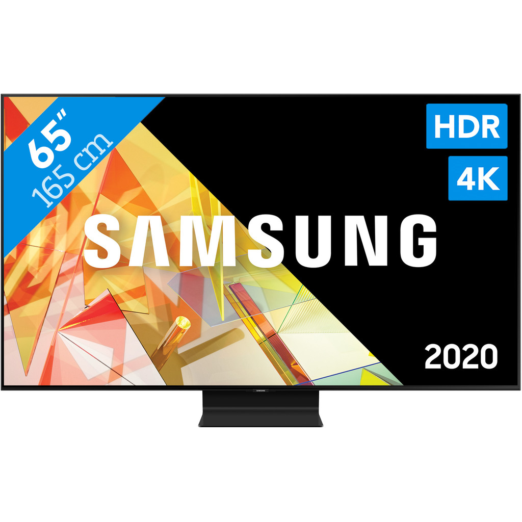 Tweedekans Samsung QLED 65Q95T (2020) Tweedehands