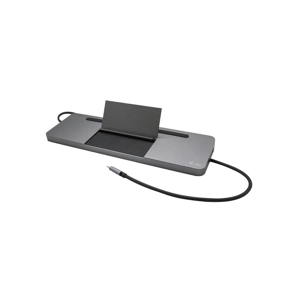 Tweedekans i-tec usb C Metal Dock voor Windows OS Tweedehands
