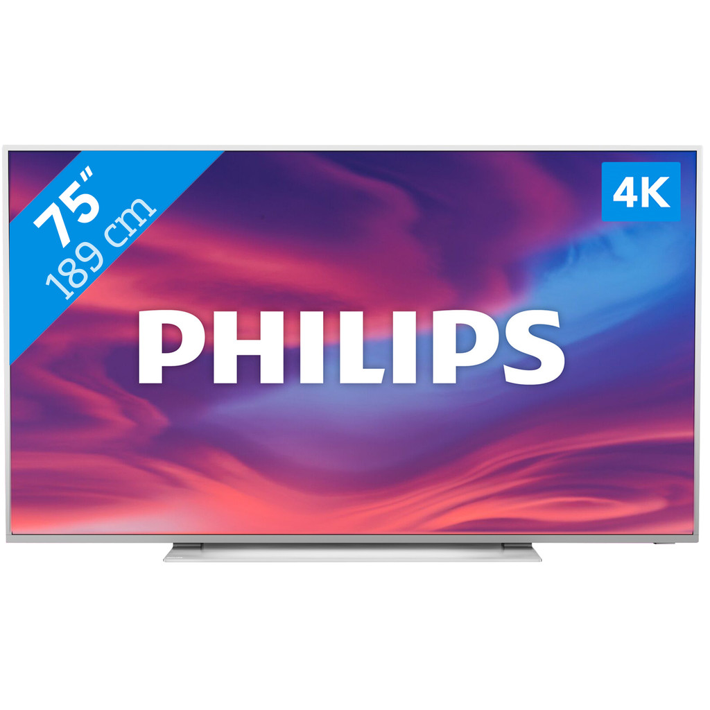 Tweedekans Philips The One (75PUS7354) - Ambilight
