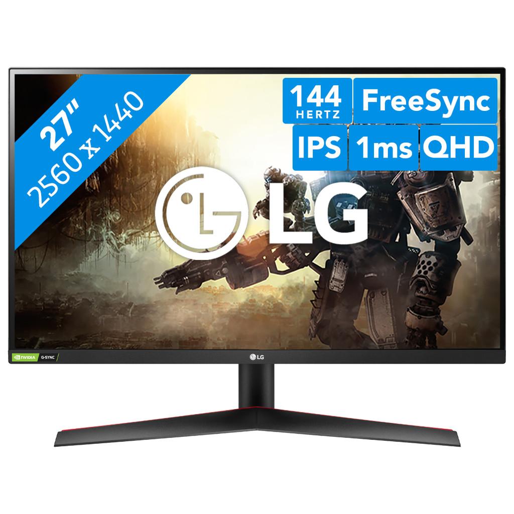 Tweedekans LG UltraGear 27GN800 Tweedehands