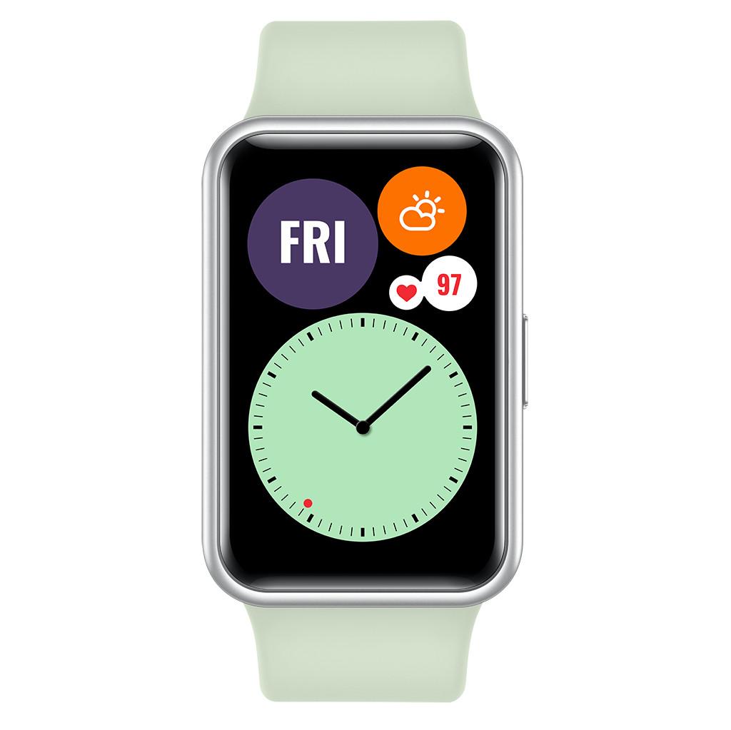 Tweedekans Huawei Watch Fit Groen Tweedehands
