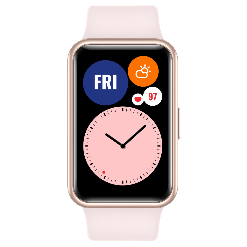 Tweedekans Huawei Watch Fit Roze