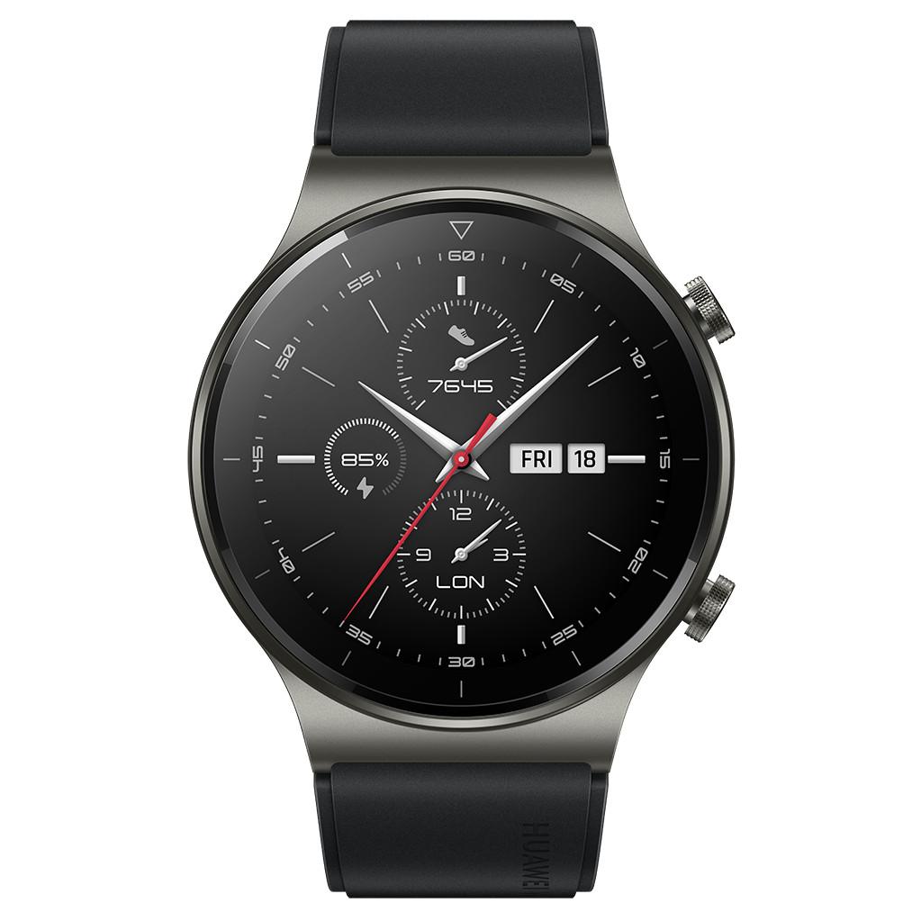 Tweedekans Huawei Watch GT 2 Pro Zwart 46mm