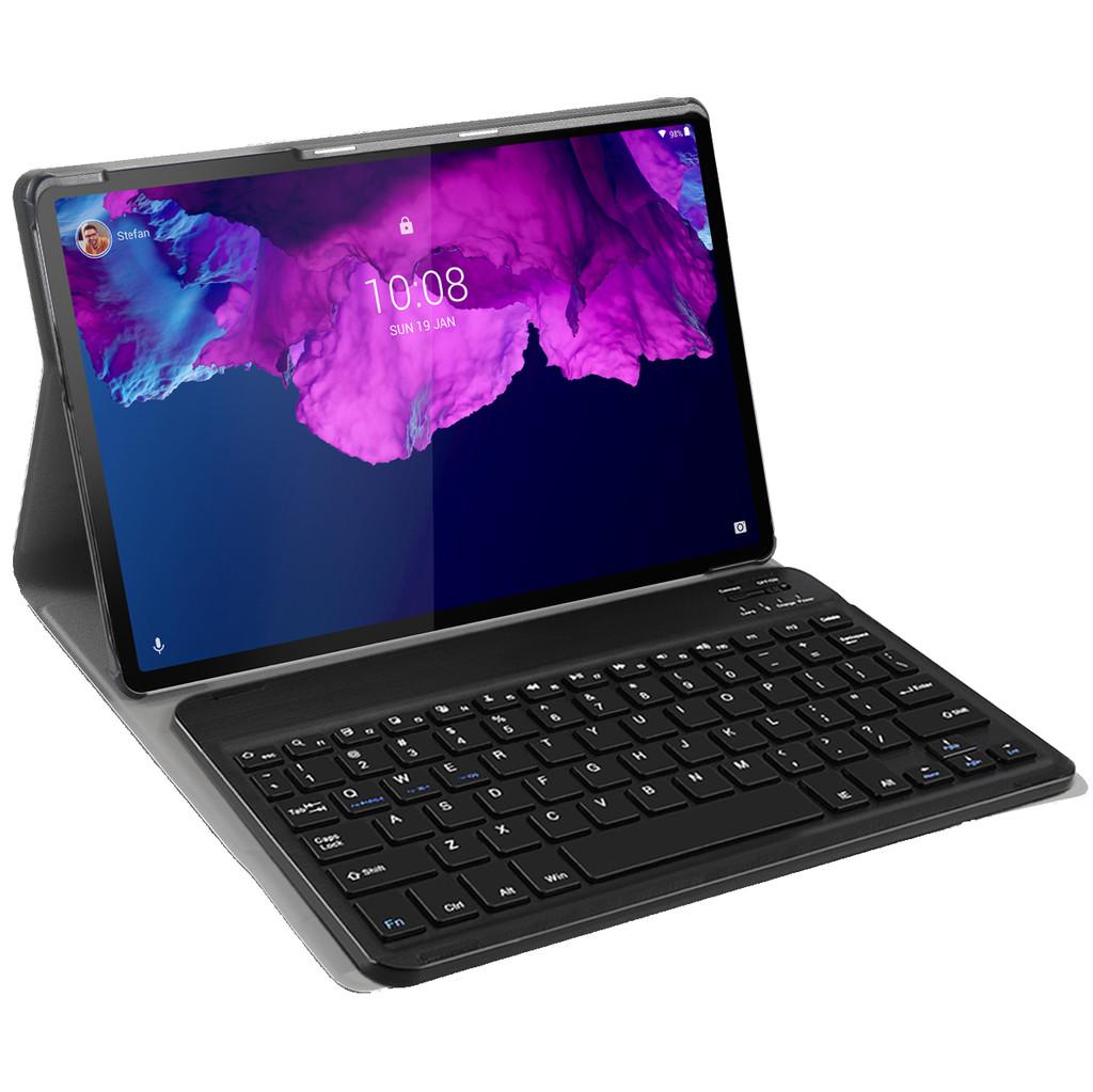 Tweedekans Just in Case Lenovo Tab 11 Pro Premium Toetsenbord Hoes Zwart QWERTY