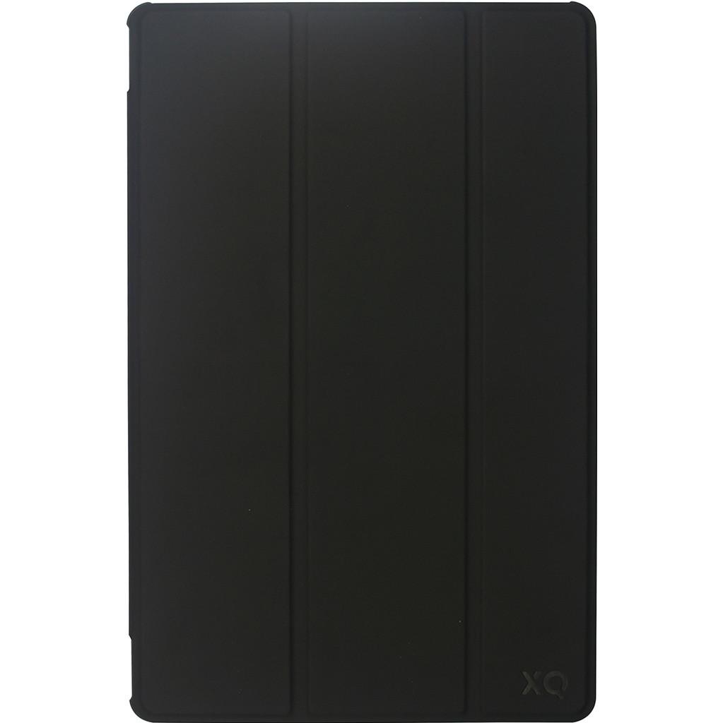 Xqisit Soft Touch Samsung Galaxy Tab A7 Book Case Zwart