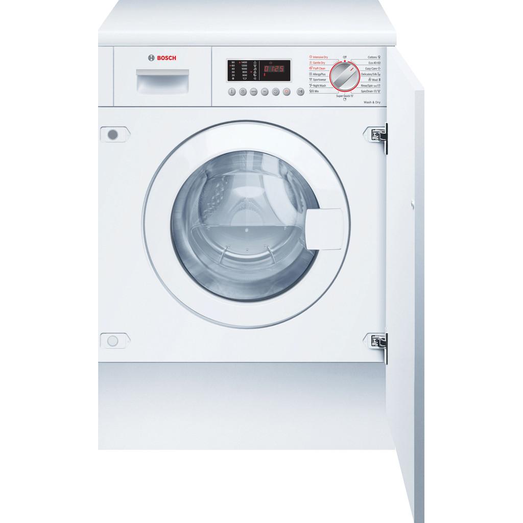 Bosch WKD28542EU - 7/4 kg (Inbouw)