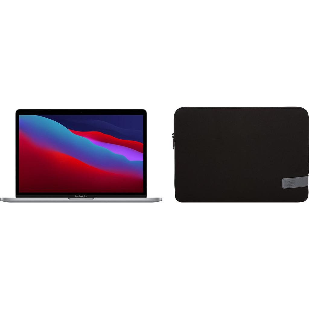 "Apple MacBook Pro 13"" (2020) 16GB/512GB Apple M1 Space Gray + Case Logic Reflect sleeve"
