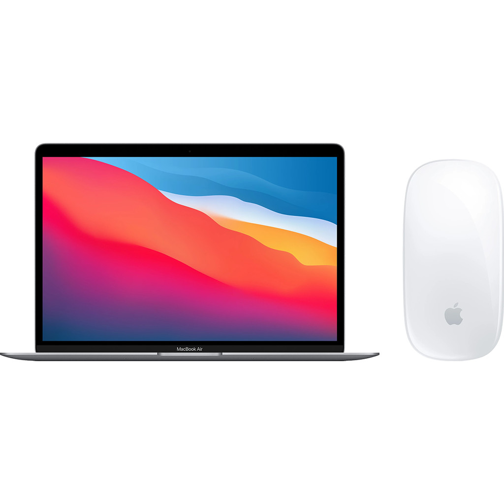 Apple MacBook Air (2020) MGN63N/A Space Gray + Apple Magic Mouse 2