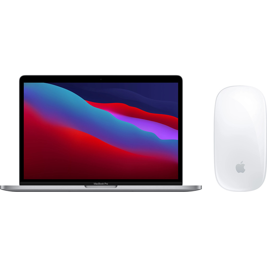 "Apple MacBook Pro 13"" (2020) 16GB/512GB Apple M1 Space Gray + Apple Magic Mouse 2"