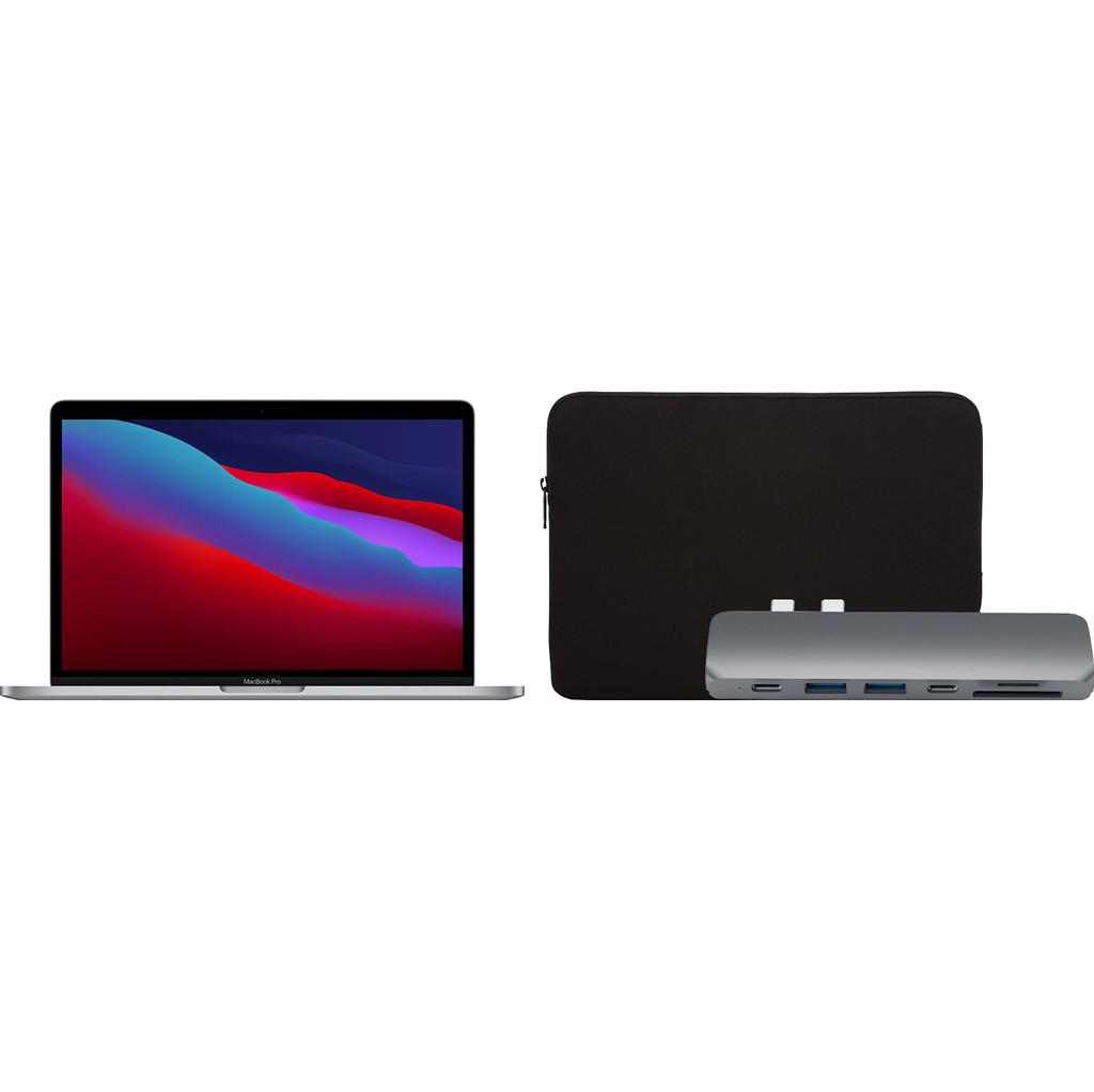 """Startpakket - Apple MacBook Pro 13"""" (2020) MYD82N/A Space Gray"""