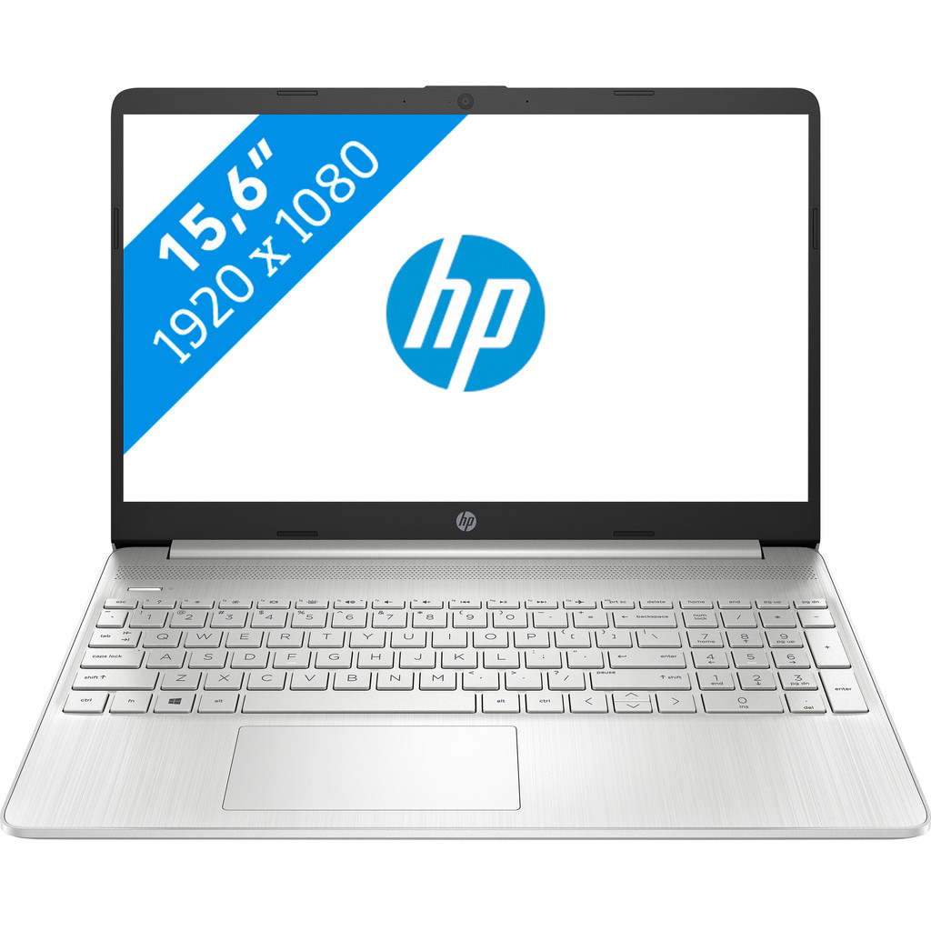 Tweedekans HP 15s-eq1900nd Tweedehands