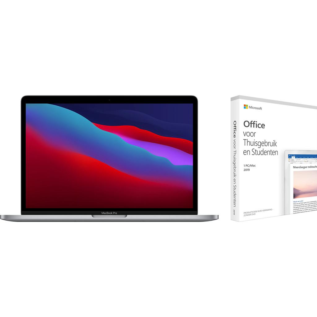 "Apple MacBook Pro 13"" (2020) 16GB/512GB Apple M1 Space Gray + Microsoft Office 2019"