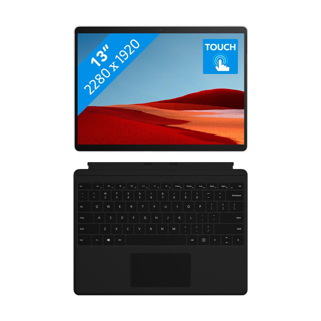 Microsoft Surface Pro X - SQ2 - 16GB - 256GB Platinum + Type Cover