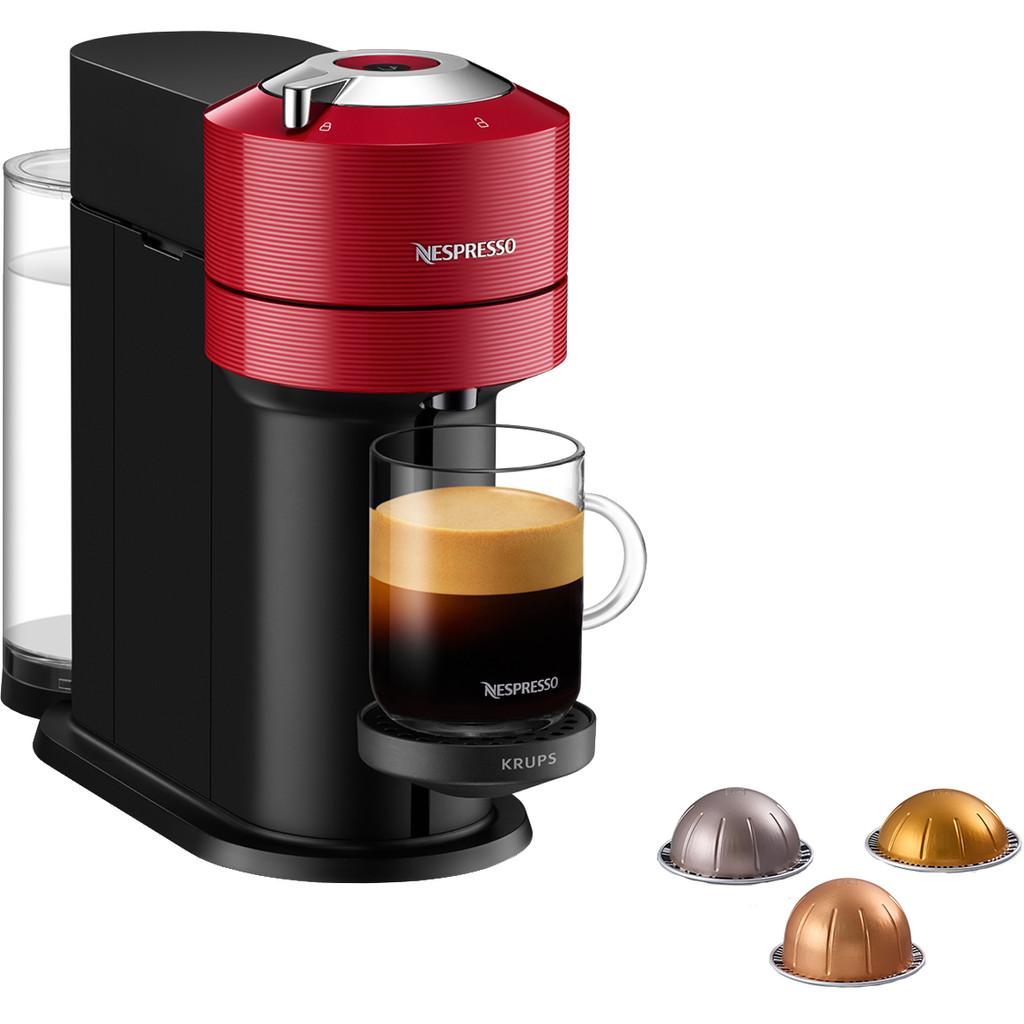 Krups Nespresso Vertuo Next XN9105 Rood