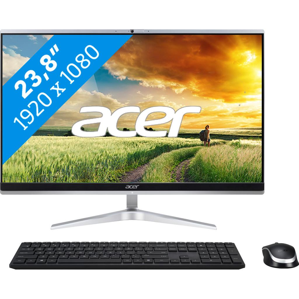Tweedekans Acer Aspire C24-1650 I5528 NL All-in-One