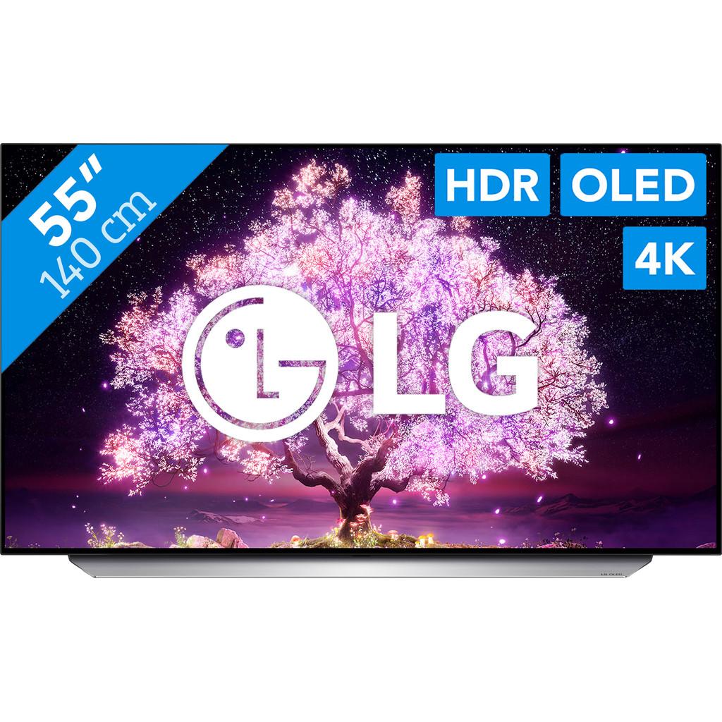 Tweedekans LG OLED55C16LA (2021) Tweedehands