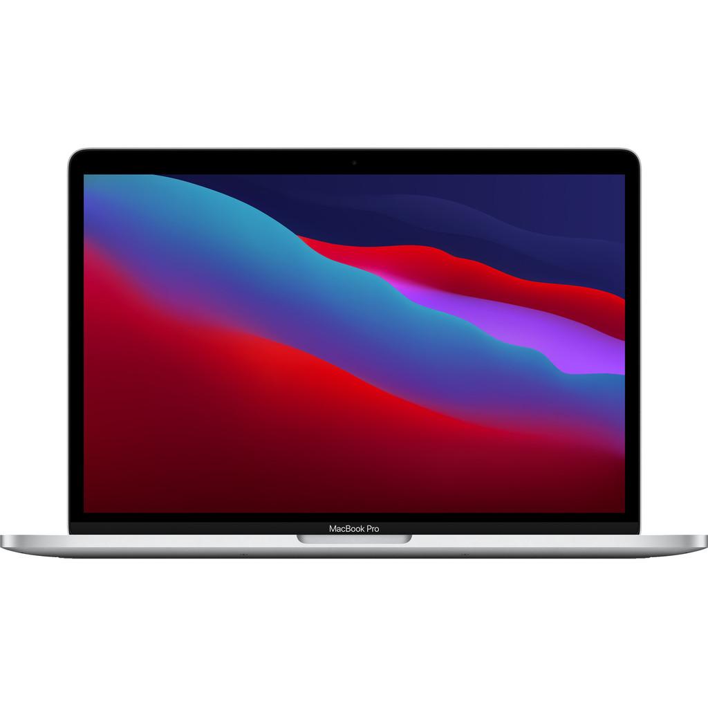 """Tweedekans Apple MacBook Pro 13"""" (2020) 16GB/256GB Apple M1 Zilver Tweedehands"""