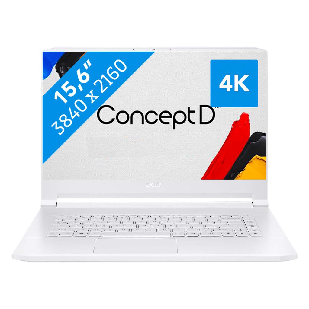 ConceptD 7 Pro CN715-71P-73YL-Krachtig genoeg voor AutoCAD   Intel Core i7 - 32GB - 1TB SSD   NVIDIA Quadro RTX 5000 videokaart