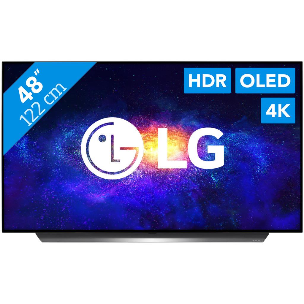 LG OLED48CX6LB (2020)-4K (UHD), UHD Premium  Smart tv: WebOS  100 Hertz