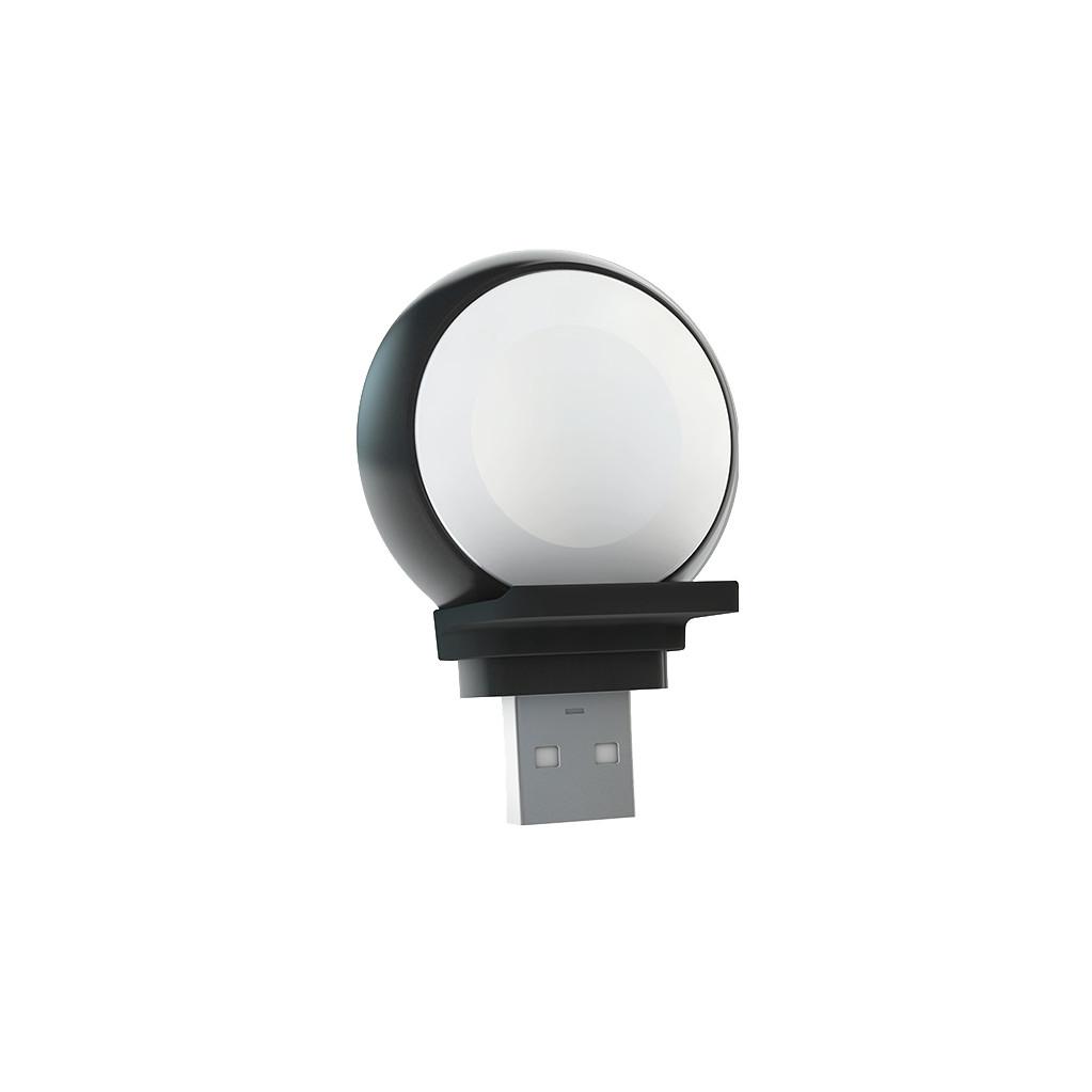 ZENS Aluminium Usb A Draadloze Oplader voor Apple Watch