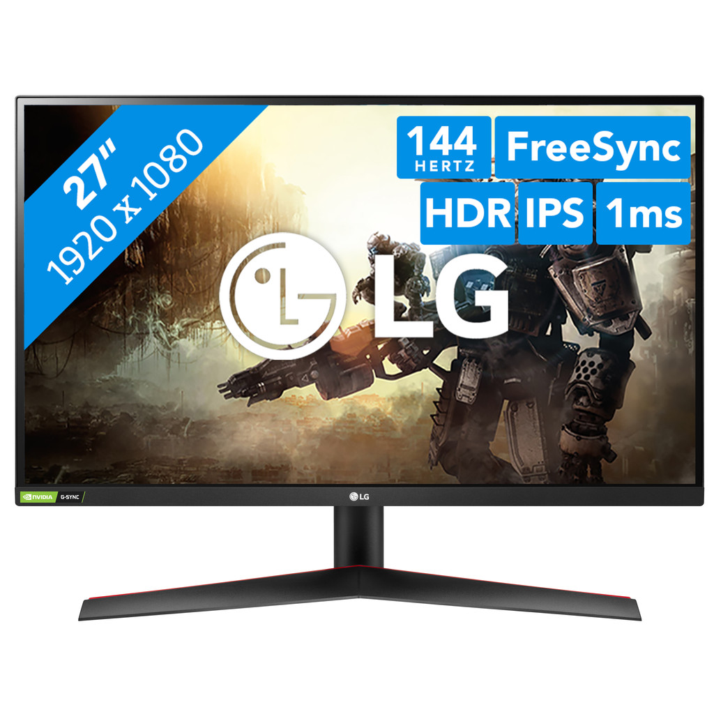 LG UltraGear 27GN600